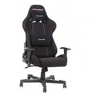 Кресло для геймера, компьютерное черное DXRACER OH/FD01/N
