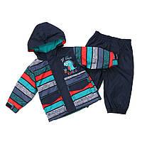 Демисезонный костюм для мальчика Peluche 11 M S17 Heaven. Размер 68- 94.