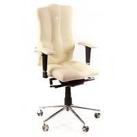 Кресло для оператора, ортопедическое, песочное KULIK SYSTEM ELEGANCE