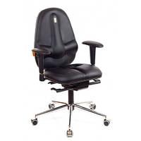 Кресло для оператора ортопедическое черное KULIK SYSTEM CLASSIC