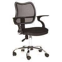 Кресло для оператора хром CHAIRMAN 450