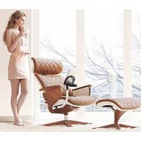 Кресло-реклайнер для дома и офиса NUVEM LUX