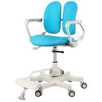 Кресло детское, ортопедическое цвет голубой DUOREST KIDS DR-280D