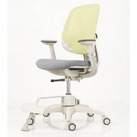 Кресло подростковое ортопедическое, цвет зелёный DUOREST DUOFLEX JUNIOR COMBI