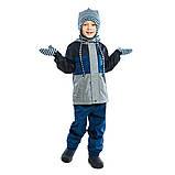 Демисезонный костюм для мальчика Peluche 65 M S17 Dk Denim. Размер 116., фото 2