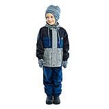 Демисезонный костюм для мальчика Peluche 65 M S17 Dk Denim. Размер 116., фото 5