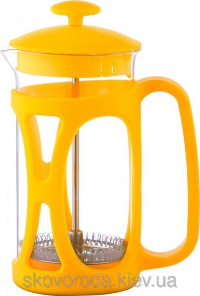 Заварник Con Brio CB-5360 (600мл.) желтый