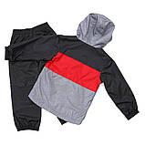 Демисезонный костюм для мальчика Peluche 65 M S17 Chili. Размеры  98 и  127., фото 2