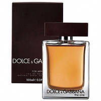 Dolce&Gabbana The One For Men 100 мл туалетная вода туалетная водаl туалетная вода