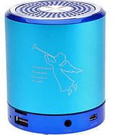 Колонки Bluetooth. Колонка T-2020, portable Mini Speaker, Micro SD, TF, разъем USB.