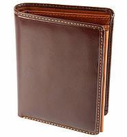 Мужское портмоне Visconti TR34-Waldorf коричневое