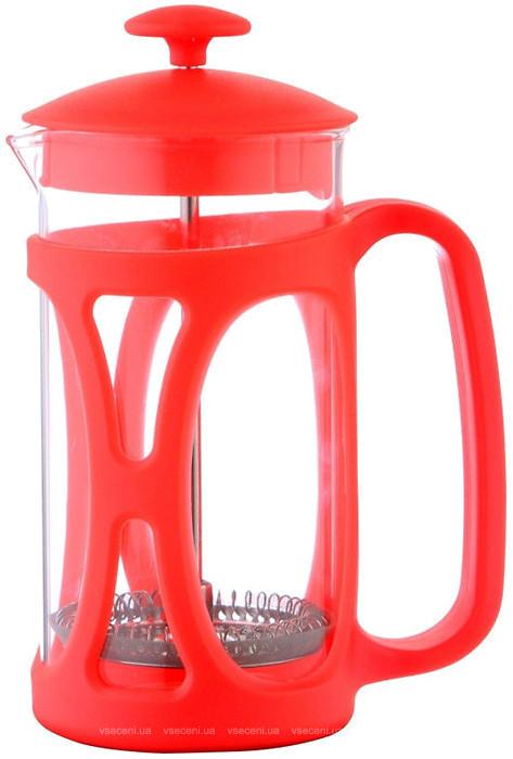 Заварник Con Brio CB-5380 (800мл.) красный