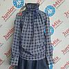 Модная  детская блузка на девочку  UMBO. ПОЛЬША