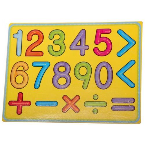 Дошка цифри, Р105У, ТМ Руді