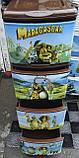 Комод пластиковый, с рисунком Мадагаскар, фото 3