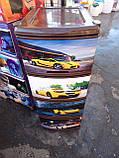 Комод пластиковый, с рисунком Авто 6, фото 2