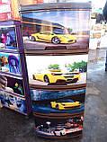 Комод пластиковый, с рисунком Авто 6, фото 5