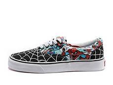 Кеды женские Vans Marvel Comics Spiderman топ реплика, фото 3