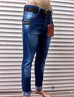 Женские джинсы бойфренды варка Турция с поясом