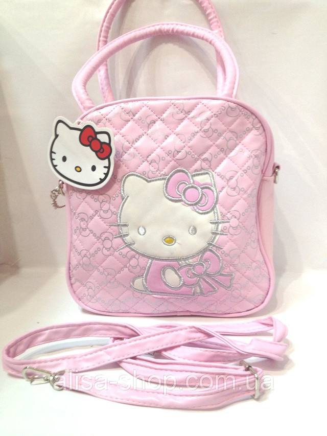 Сумка для девочки Hello Kitty Н-22