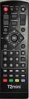 Пульт от тюнера эфирного цифрового телевидения Т2 Romsat. T2 mini
