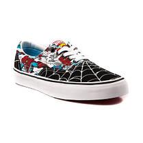 Кеды женские Vans Marvel Comics Spiderman топ реплика, фото 2