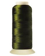 """Нитки вышивальные шелковые  """"777"""" - цвет темно-зеленый"""