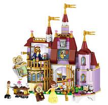 Конструктор Lele Princess / Принцесса 37001 Заколдованный замок Белль (аналог Lego Disney Princess 41067), фото 3
