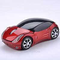 Беспроводная оптическая мышка мишь Автомобиль, фото 1