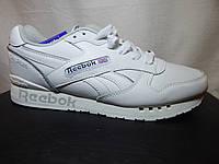 """Мужские кроссовки """" Reebok GL 2620 """" белые для бега."""