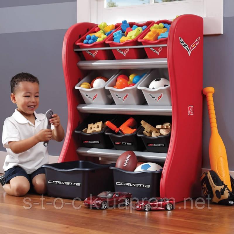 Детский органайзер-комод Step2 (8240)