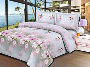 Качественное постельное белье ТЕП  RestLine 196 «Світанок» 3D дешево от производителя.