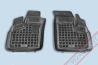 Коврики резиновые модельные Fiat Doblo 2000-2009 Фиат Добло (2шт) Rezaw-Plast 201509