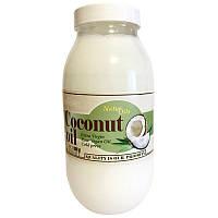 Кокосовое масло холодного отжима нерафинированное, 1000 мл
