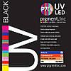 Чернила UV LED P70i PIGMENT.INC™  BLACK 1 литр