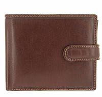 Мужское портмоне Visconti MZ5-Rome коричневое