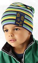 Модная однослойная шапочка для мальчика от Marika Польша