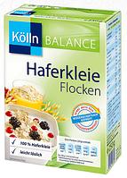 Kölln Haferkleie-Flocken - овсяные хлопья 250г