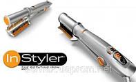 Утюжек для волос Instyler, фен-расческа для укладки и завивки волос
