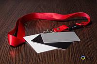 Серая карта 18% (Grey card) для настройки баланса белого (Fujimi DGC-1)