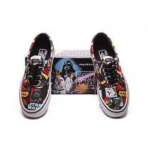 Кеды мужские Vans Marvel Comics Star Wars Color топ реплика, фото 3