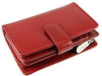 Женское портмоне Visconti MZ11-Venice красное