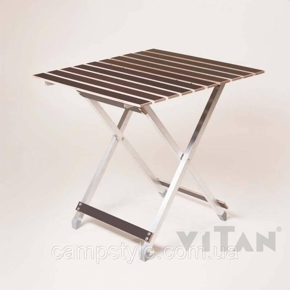 Раскладной стол Vitan Aluwood большой