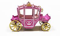 Оригинальный подарок - Подставка для канцтоваров - Розовая карета, фото 1