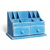 Мини-комод «Loretta» синий, фото 1