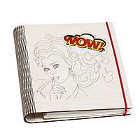 Блокнот для девочки - Блокнот Pop Art