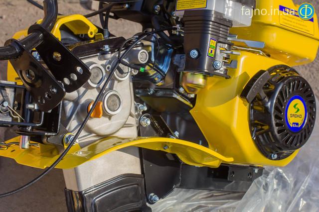 Бензиновый мотоблок Sadko M-500 PRO фото 10