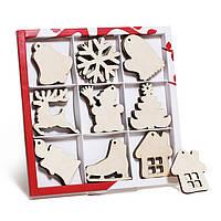 Набор для творчества «Новогодние игрушки»