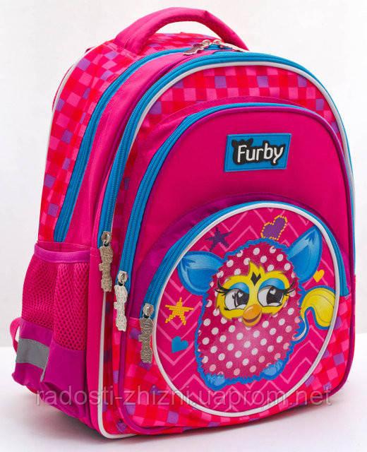 "Ортопедический ранец ""1 Вересня"" Furby 551680"