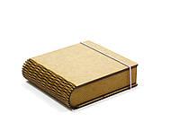 Шкатулка-книга на резинке с 4 отделениями, заготовка, фото 1